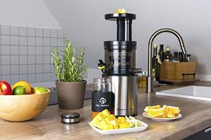 Slow Juicer Nutrilovers : Entsafter Test/vergleich: Die besten Markenger?te - Mai 2018